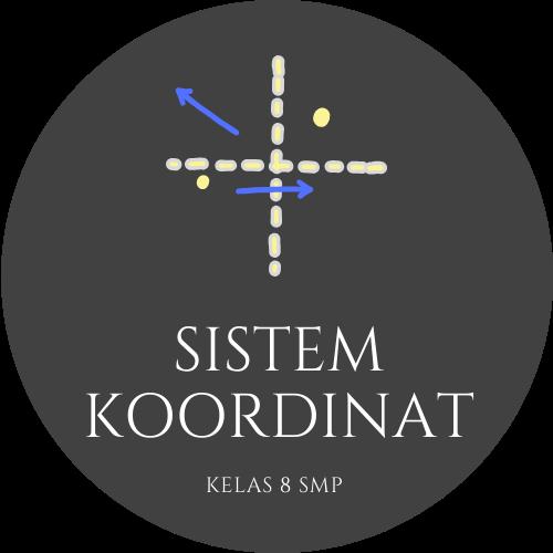 Matrematika Kelas 8 - Sistem Koordinat