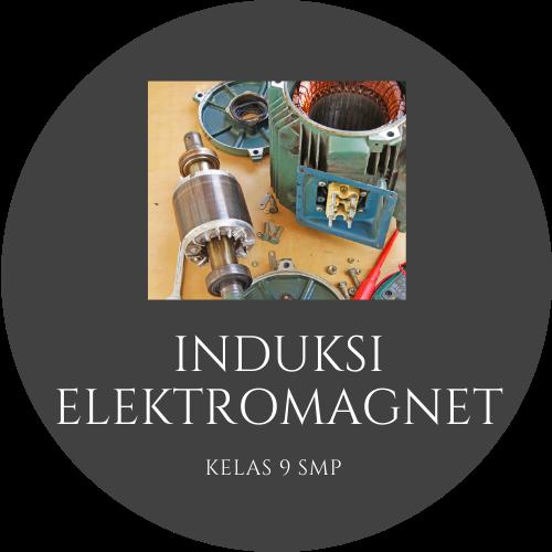 Fisika Kelas 9 - Induksi Elektromagnet