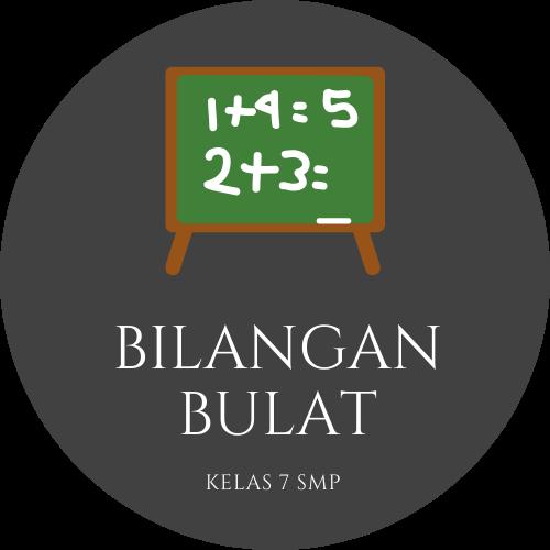 Matematika Kelas 7 Bilangan Bulat